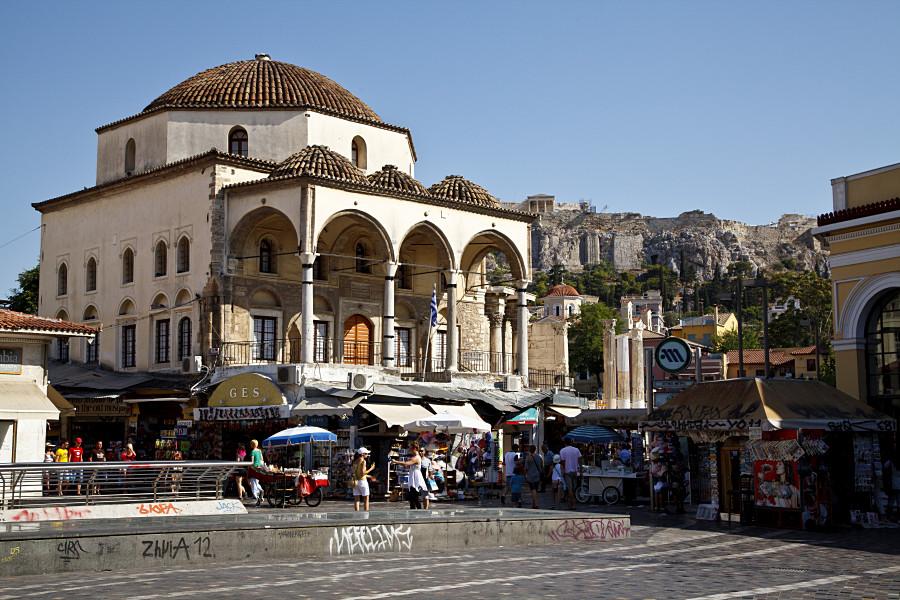 Отчет по Афинам жж. Достопримечательности Афин. Что посмотреть в Афинах. Район Афин Монастираки.