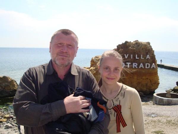 Бессмертный полк Вадим Негатуров