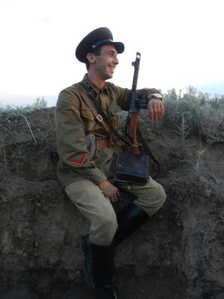Бессмертный полк Евгений Лосинский