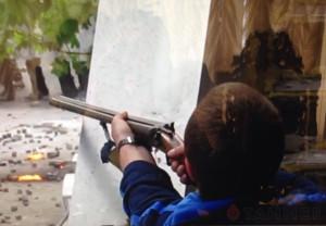111111111111 одесса евромайдановец стреляет из обреза