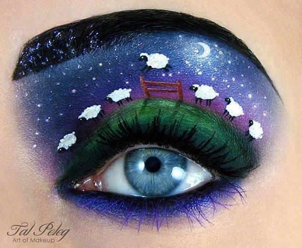 Eyes-painting-5