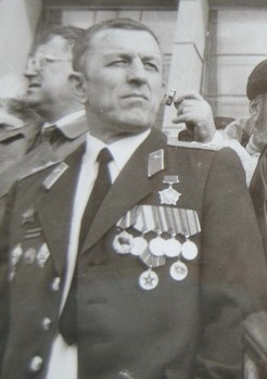 Полковник Владимир Бородач. РОНС