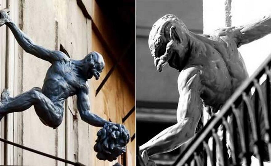 демонические лица и чудовища на театрах