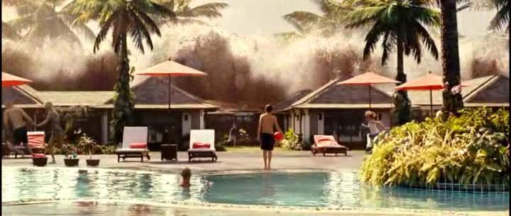 Фильм-катастрофа Невозможное - цунами надвигается