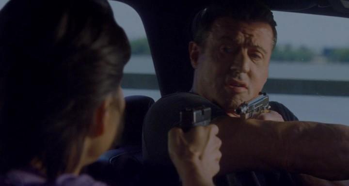 Криминальнй триллер Неудержимый - Джими Бобо с напарником-полицейским