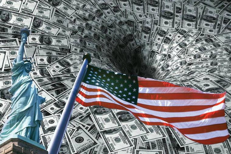 Два пути американских проблем в экономике