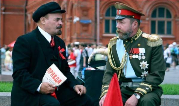 """""""Партии"""" на обочине реставрационной эпохи"""