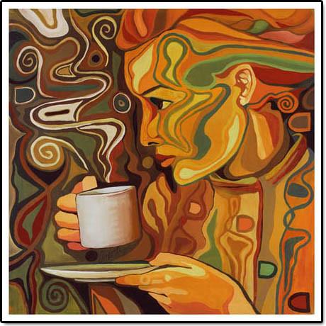кофе-рис