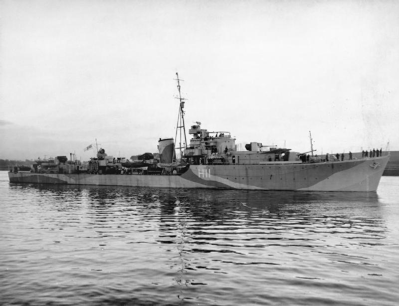 HMS Racehorse