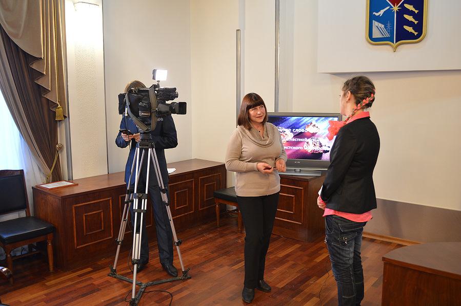 День российской печати в Магадане