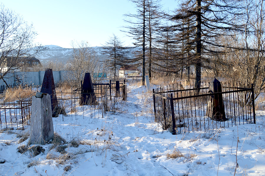 Старое Марчеканское кладбище