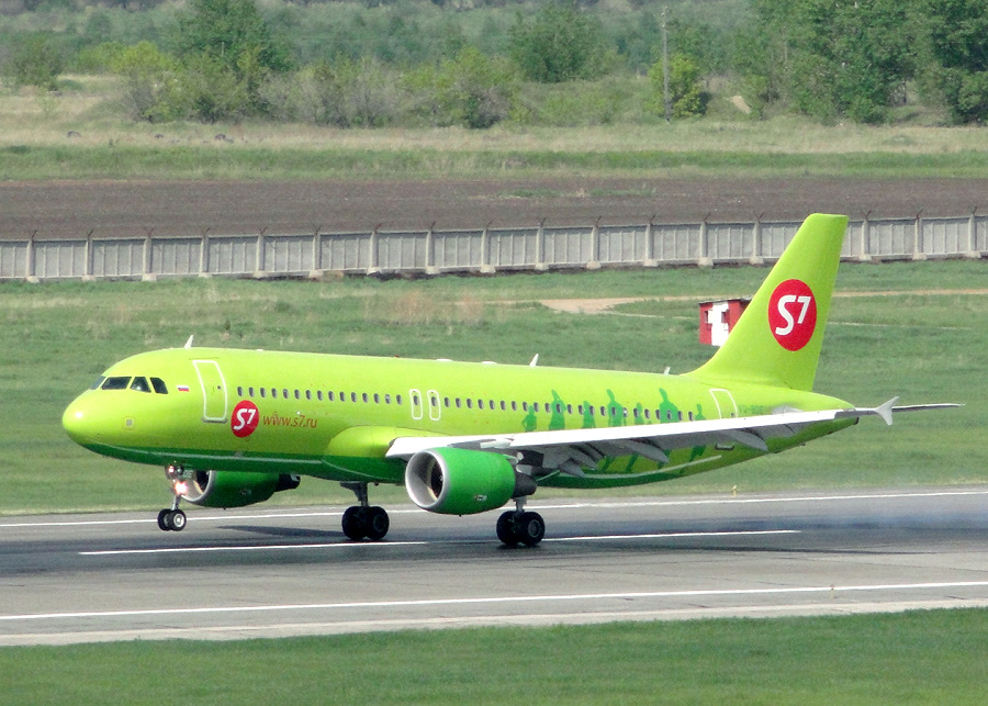 А320 S7 Airlines