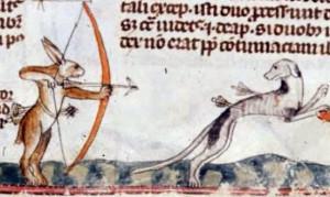 lepus.JPG заяц_охотник 14-й век
