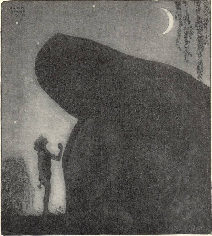 Awake Groa Awake Mother John Bauer