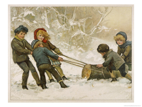 harriet-m-bennett-five-children-fetch-home-a-very-big-yule-log_i-G-17-1734-ZJC3D00Z