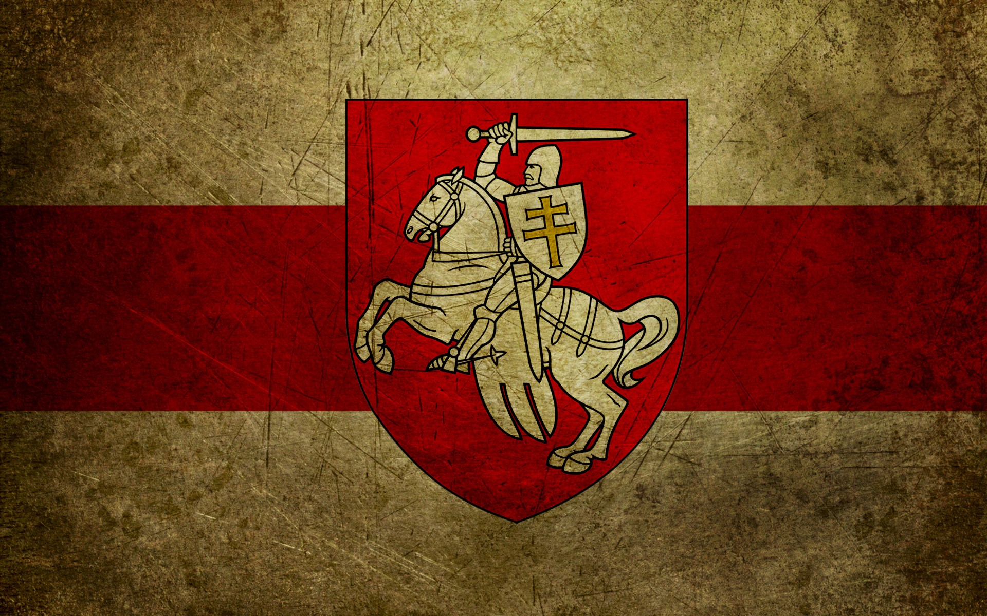 Coat of Arms Grand Duchy of Lithuania Pursuit