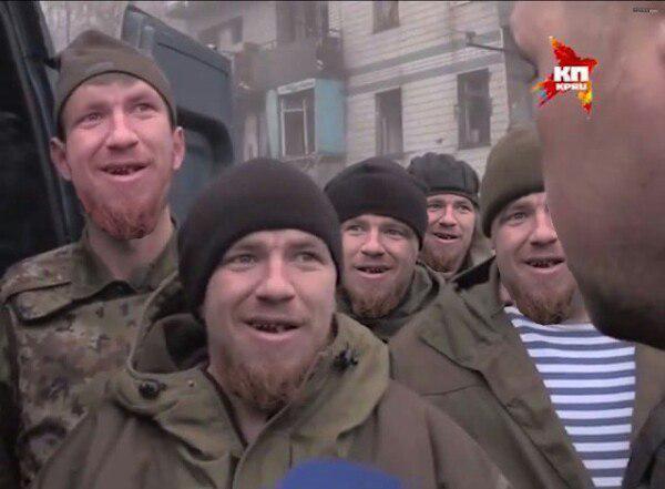 """Террористы назвали """"провокацией"""" арест Ефремова - Цензор.НЕТ 2849"""