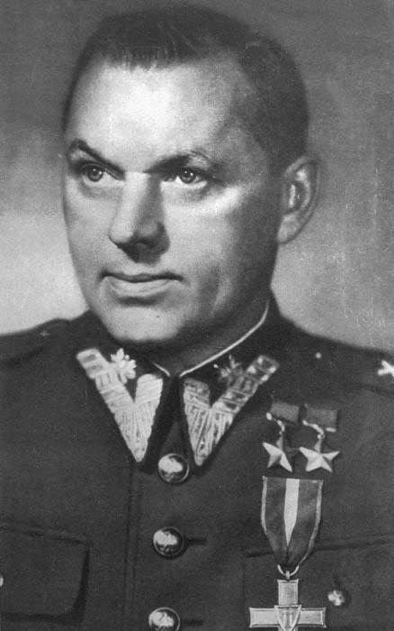 Министр-Национальной-обороны-ПНР-маршал-Польши-Рокоссовский-К.К.