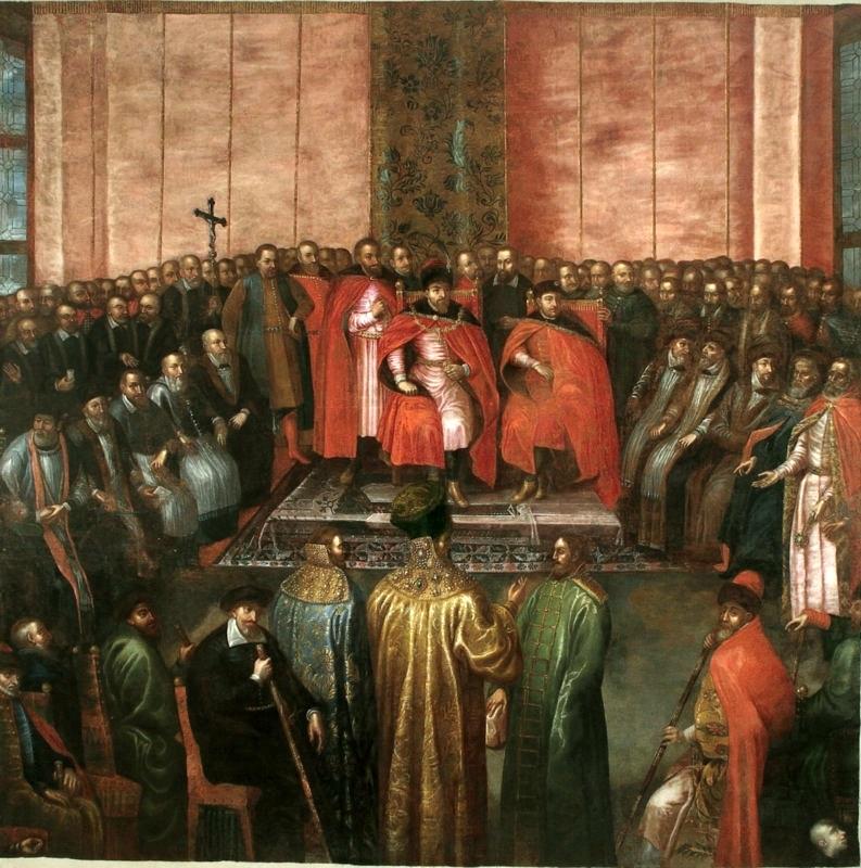 Dolabella_Shuysky_Czars_before_Sigismund_III