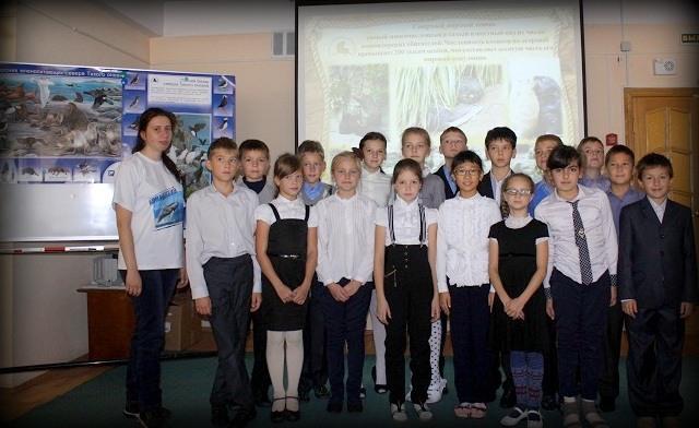 школьники Петропавловска
