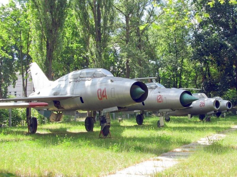 Черниговский музей авиации и космонавтики