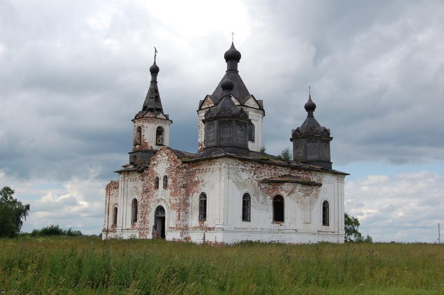 Богородице-Рождественская Хотеновская Церковь (2008-2009 гг.)