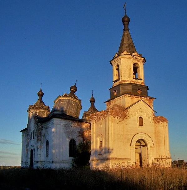 Богородице-Рождественская Хотеновская Церковь 2010г.