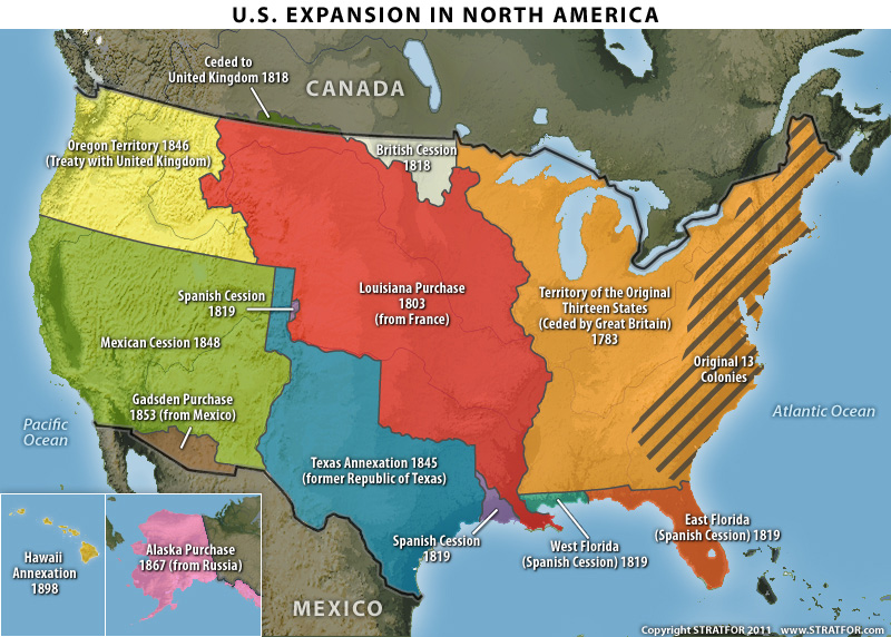 Stratfor_2011_08_24_The_Geopolitics_of_the_United_States_5_US_Expansion_in_North_America
