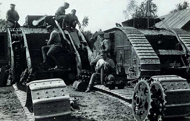 Первой мировой войны (+15