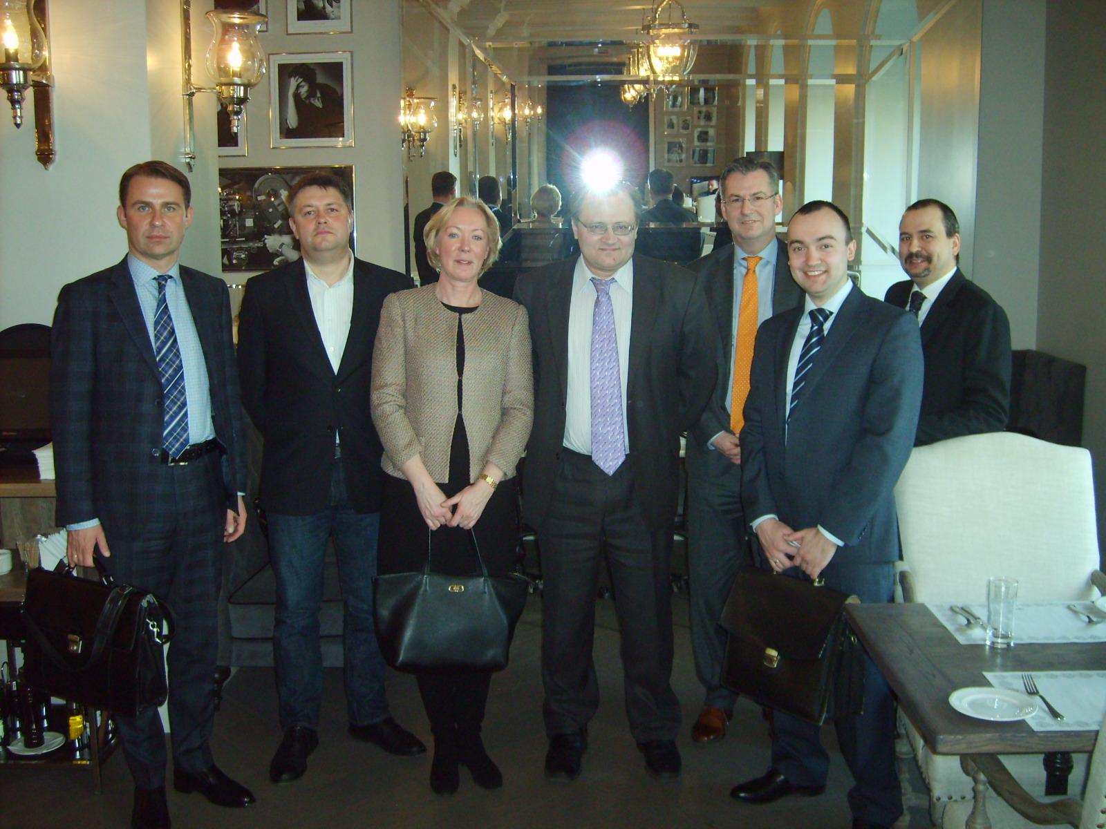 Shevtsov_Yuriy_Vyacheslavovich_2014_02_17_Dirk_Schuebel_and_EU_diplomats_in_Minsk
