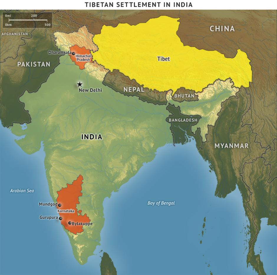 Stratfor_2014_09_23_Scotland_Referendum_map_Tibetan_settlements_in_India