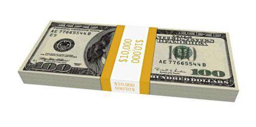dollar_US_debt_in_dollars_Yznaj_com_3_thickness_100_dollars