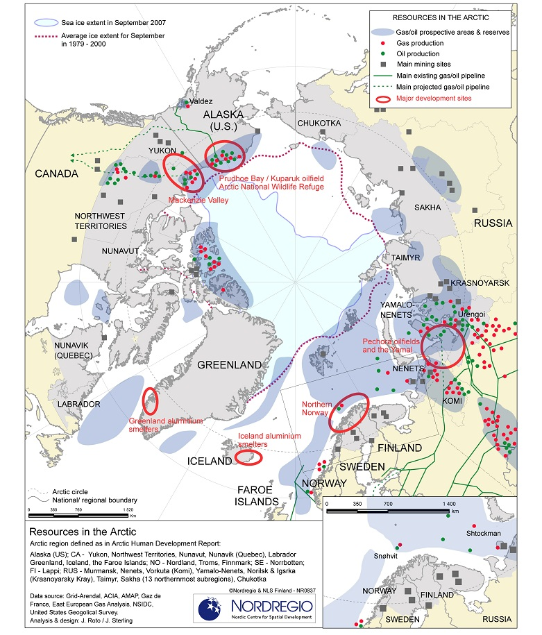 map_Arctic_borders_hydrocarbon_oil_gas_resources_Nordregio_2009_Arctic_Council_sm