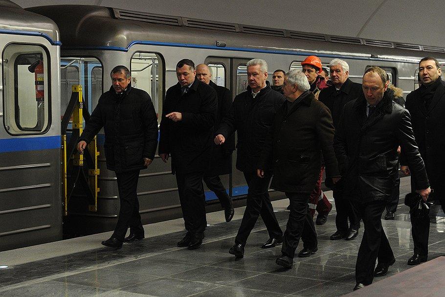 metro_Alma-Atinskaya_2012_12_24_opened_09_Sergei_Sobyanin_Kommersant