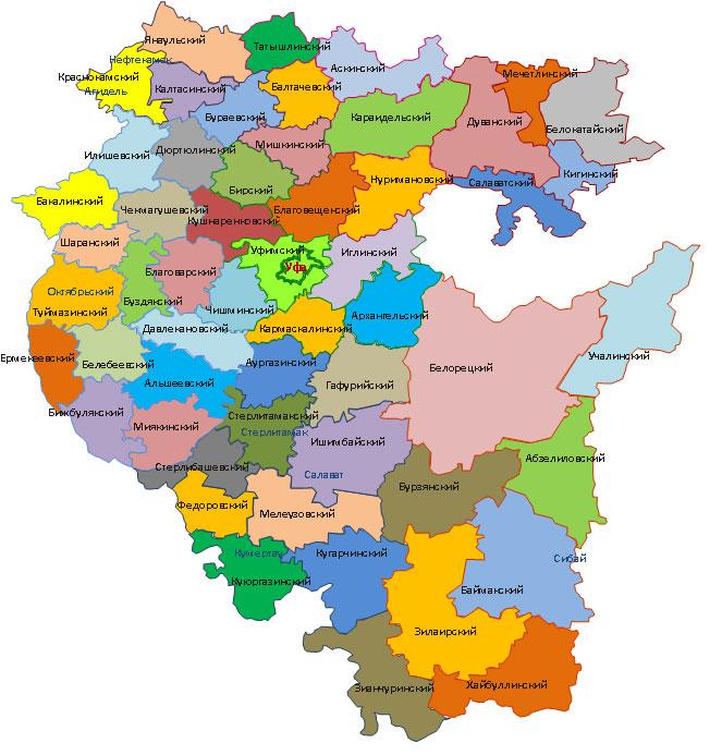 Республика Башкортостан. Фото: Комил Сиразетдинов