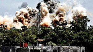 LIBYA-CONFLICT-RAID+SCC-AIPub-A-løpet-stor-AFP000148297