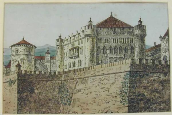 бетлеменский замок
