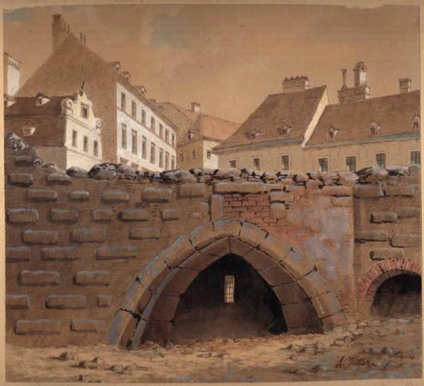 вердерские ворота