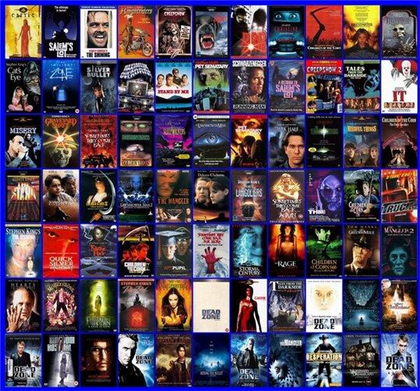 Стивен Кинг. Коллекция фильмов