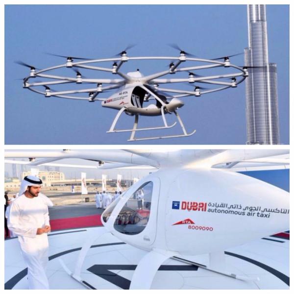 Dubai Volocopter