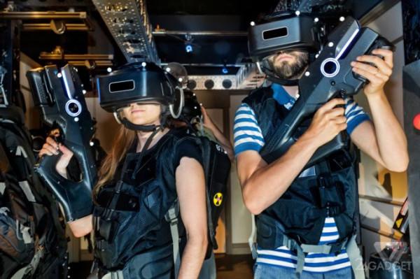 VR-кинотеатры