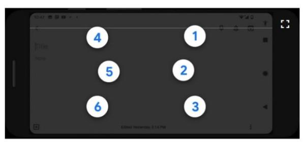 В Google создали виртуальную клавиатуру для людей с нарушением зрения