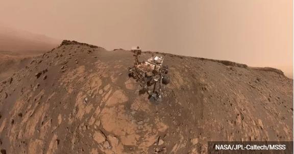 NASA предлагает любому желающему стать частью миссии Curiosity