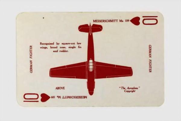 Как карточные игры помогали бороться с немецкими бомбардировщиками