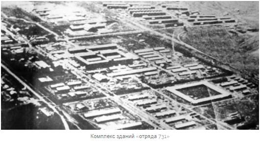 Фабрика ужаса «отряда 731»: биологическая война по-японски