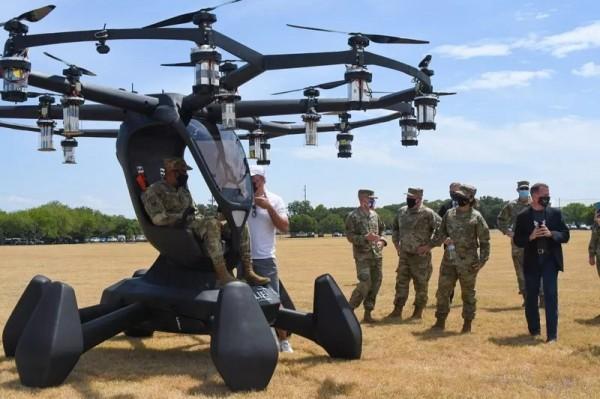 «Летающий джип» для ВВС США