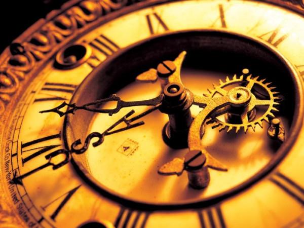Как было изобретено время
