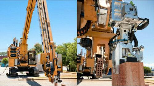 Роботы-каменщики