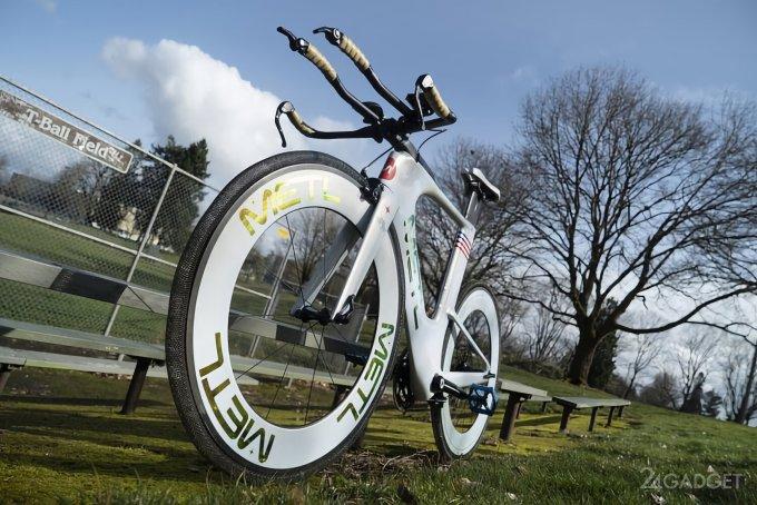 Технология NASA для безвоздушных шин марсоходов используется в велосипедах для