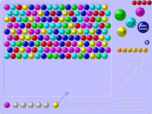 игра шарики 1
